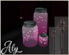 Key Wishing Jars