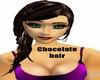 ML Chocolate hair