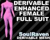 Enhanced Body FS Mesh