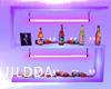 J~ Party Drink Shelf