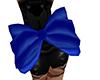::LH Blue Butt Bow