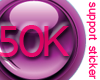 EL.50K SUPPORT BUTTON