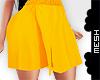 ! Orange Skirt