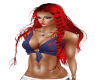 Hair Red for Shasa 53