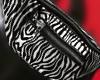 Zebra Waist Bag