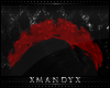 xMx:Burning Roseband Red