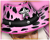 Pink Rodeo Hat