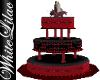 WL~ Goth Wedding Cake