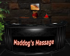 Maddog's Massage Desk