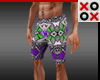 Tiki Beach Shorts v2