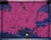 Animated Pink Tree