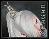 [Z] Ponytail silver V1