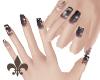 bling nails IRIS