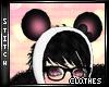 {S} Panda Hat