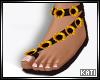 Sunflower Sandal