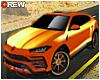 TC* Lambo Urus (orange)