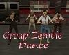 Group Zombie Dance
