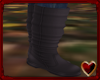 Te PurBlk Winter Boots