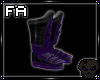 (FA)LitngBoots Purp
