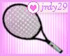 <J> ZombieTennis Racquet