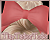 T. Valentines Hair Bow
