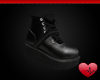 Mm Black Emo Boots
