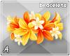 A| Flower Bracelets 8