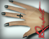 :R: Nails with tattoo v2