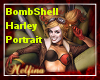 Bombshell Harley Quin