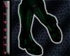 (Ana) PVC Boot Grn Male