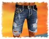 ! Pirate castaway jeans
