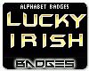 LUCKY IRISH Partial Gold