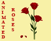 (IKY2) ANIMATED ROSES