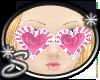 *S HeartGlasses P/W