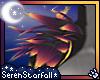 SSf~ Flare Shoulder Tuft