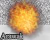 ak | hand flame R M