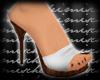 m.. High Heel White