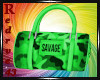 Savage Green Bag