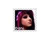 [Scene] Dani stamp