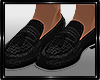 *MM* Black Loafers