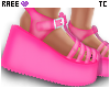 ®Tc.Pink Jelly Platform