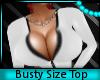 LTR Raechyl Wht *Busty