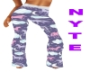 Unicorn PJ pants