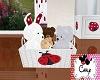 Stuffies/ Pokladot Lady