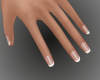 French Manicure Short