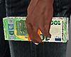 Handheld Money EURO