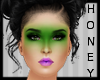 *h* Mask Green Skin