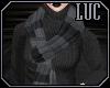[luc] Scarf Stripe