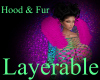Holographic Hood & Fur