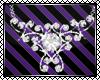 *E Diamond Necklace